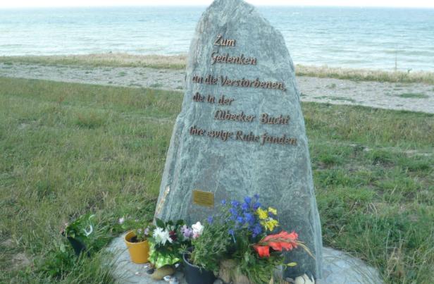 Ostsee Gedenkstätte Travemünde