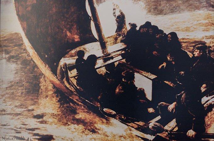 Geschichte der Seebestattung